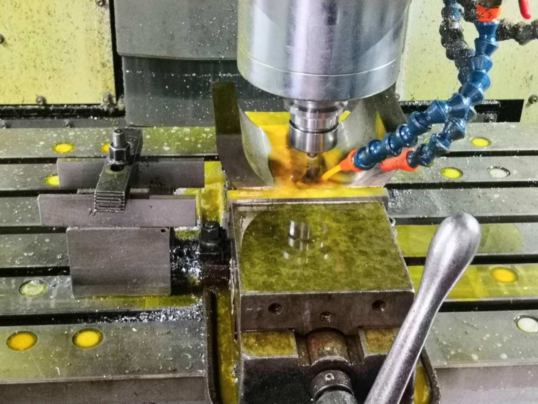 水溶性切削液需有良好的铝防锈性能